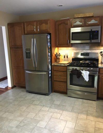 Jan 2019 Kitchen - Before